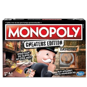 Monopoly Cheaters