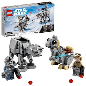 LEGO Star Wars TM 75298 AT-AT™ mod tauntaun™ Microfighters