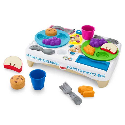 Fisher-Price Laugh & Learn Say Please snacksæt