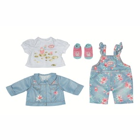 Baby Annabell aktive luksus jeans