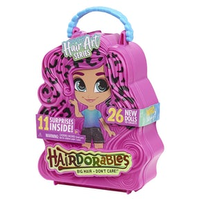 Hairdorables du
