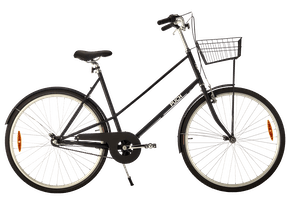 """PUCH Trendy 28"""" dame 3 gear 2021 - sort"""
