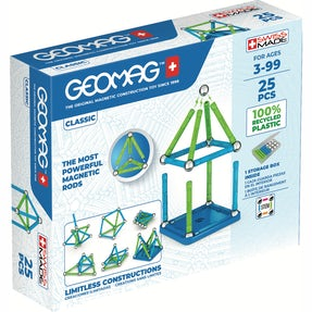 Geomag Classic Green Line 25