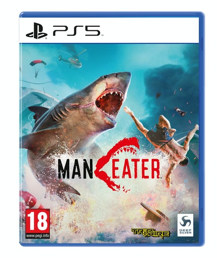 PS5: Maneater