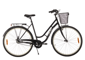 "PUCH Bellavista 28"" dame 3 gear 2021 - sort"