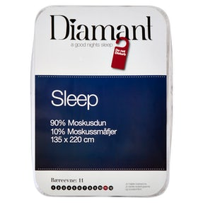 Diamant Sleep moskusdyne