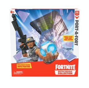 Fortnite Port-A-Fort legesæt