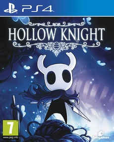 PS4: Hollow Knight