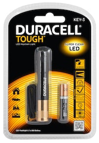 Duracell lommelygte