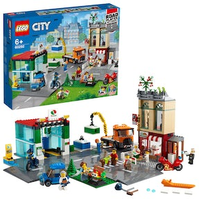 LEGO® City Bymidte 60292