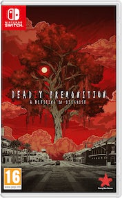 Switch: Deadly Premonition 2 - A Blessing in Disguise