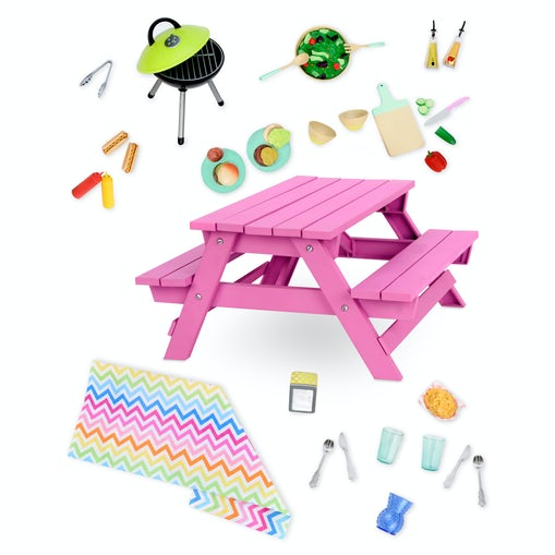 Our Generation picnicbord
