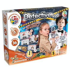 Science4you Detective Lab