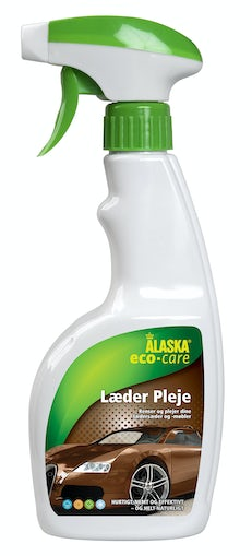 Alaska eco-care læderpleje