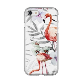 AVANA iPhone X/XS Cover - flamingo