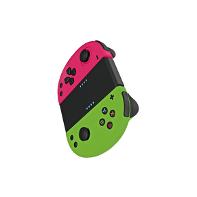 Gioteck Switch Controllers Pink/Grøn
