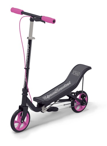 Space Scooter X560 løbehjul - pink