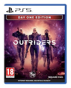 PS5: Outriders Day One Edition