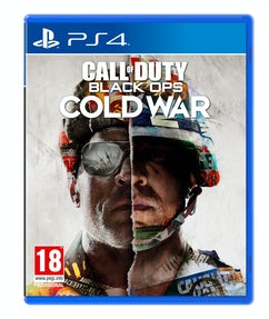 PS4: Call of Duty - Black Ops Cold War
