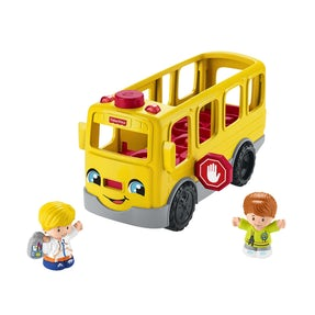 Fisher-Price® Little People® Sit with Me skolebus