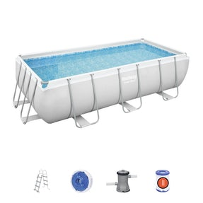 Bestway Pool Power Steel - 6.478 l