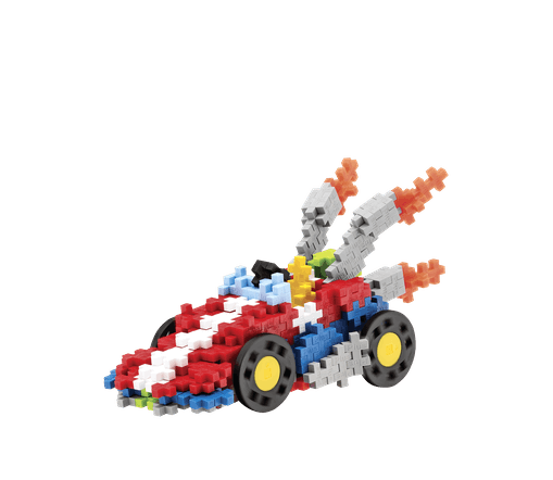 Plus plus go! crazy cart