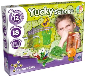 Science4you Yucky Science