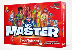 Go Master Youtubers spil