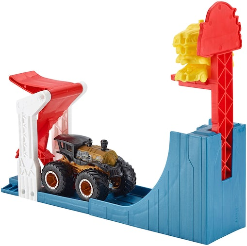 Hot Wheels® Monster Trucks Big Air Breakout™ legesæt