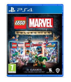 PS4: LEGO Marvel Collection