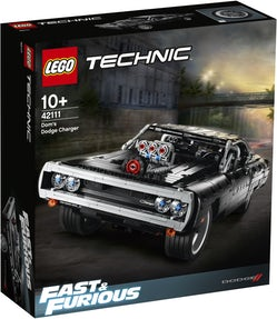 LEGO® Technic Doms Dodge Charger 42111