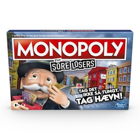 Monopoly For Sore Losers