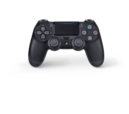 PS4 Dualshock 4 V2 - sort
