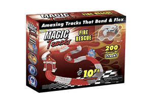 Magic Tracks Fire & Rescue racerbane