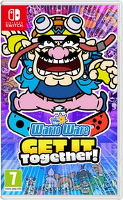 SWITCH: WarioWare - Get It Together