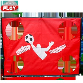 Sharp shooter til NORDIC PLAY Soccer Goal