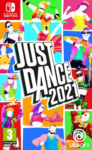 SWITCH: Just Dance 2021