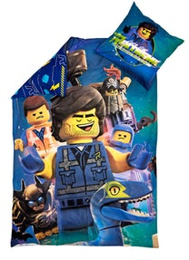 LEGO Movie 2 Rextreme sengetøj