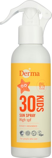 Derma Sun Kids Spray SPF30 200 ml