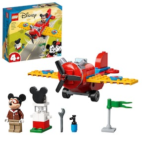 LEGO 10772 Disney Mickey Mouse og venner Mickey Mouses propelfly
