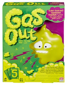 GAS OUT™