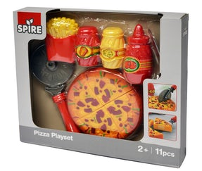 SPIRE pizza legesæt