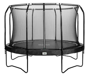 Salta Premium Black Edition Ø366 cm. havetrampolin