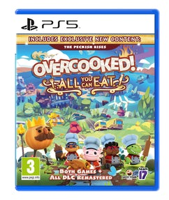 PS5: Overcooked All You Can Eat