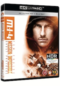 Mission - Impossible 4 (Ghost Protocol)