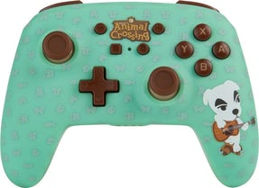 Powera Switch Trådløs Controller - Animal Crossing