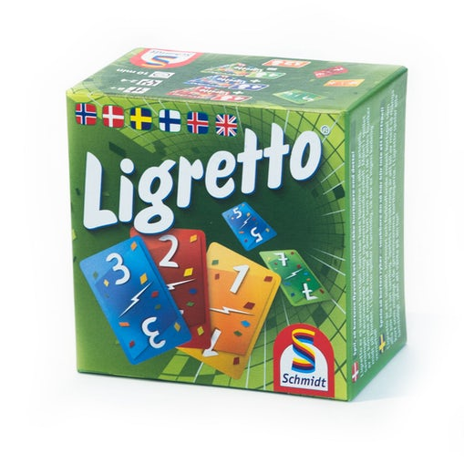Ligretto grøn