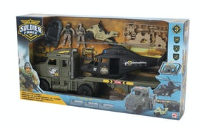 Soldier Force transport truck