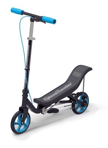 Space Scooter X560 løbehjul - blå