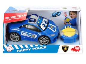 Dickie toys happy police
